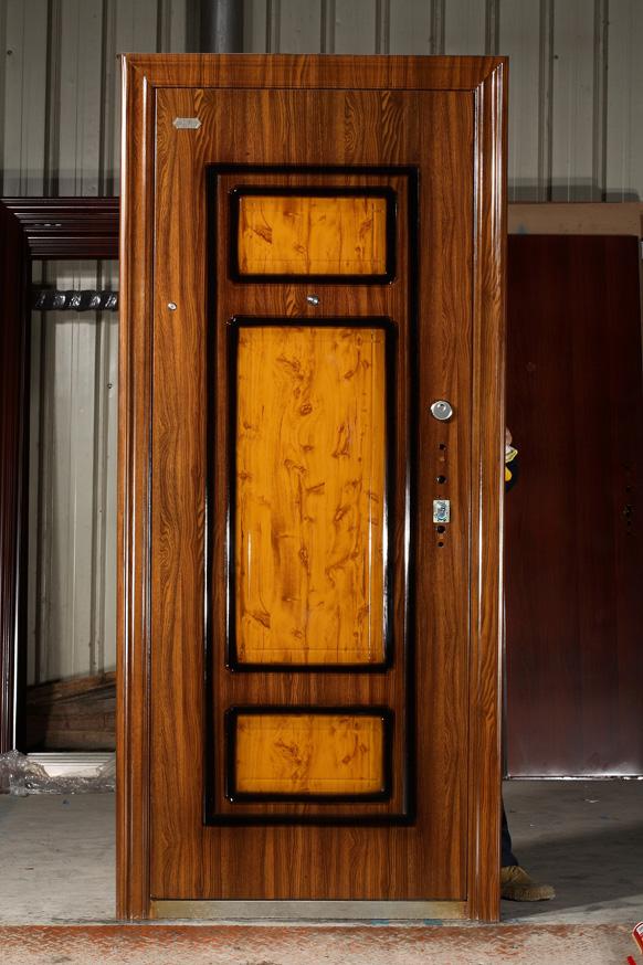 Утепление металлических дверей своими руками