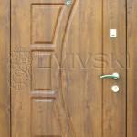 Двері вхідні ТМ «Lvivski» модель LV 103.