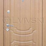 Двері вхідні ТМ «Lvivski» модель LV-108.