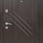 Новинка. Двері вхідні ТМ «Lvivski» модель LV 116.