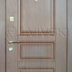 Двері вхідні ТМ «Lvivski» модель LV-130.