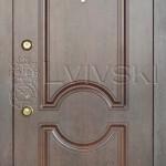 Двері вхідні ТМ «Lvivski» модель LV-133.