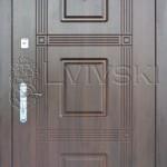 Двері вхідні ТМ «Lvivski» модель LV-202.