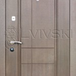 Двері вхідні ТМ «Lvivski» модель LV-215.