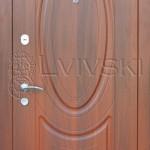 Двері вхідні ТМ «Lvivski» модель LV-222.