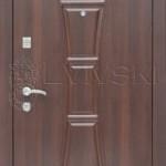 Новинка. Двері вхідні ТМ «Lvivski» модель LV 227.