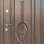 Двері вхідні ТМ «Lvivski» модель LV-307.