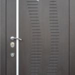 Двері вхідні ТМ «Lvivski» модель LV-402.