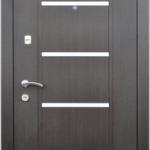 Двері вхідні ТМ «Lvivski» модель LV-404.