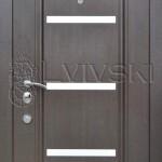 Двері вхідні ТМ «Lvivski» модель LV-405.