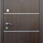 Двері вхідні ТМ «Lvivski» модель LV-406.