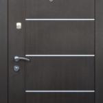 Двері вхідні ТМ «Lvivski» модель LV-407.