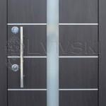 Новинка. Двері вхідні ТМ «Lvivski» модель LV 603.