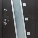 Новинка. Двері вхідні ТМ «Lvivski» модель LV 604.