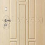 Двері вхідні ТМ «Lvivski» модель LV-109.
