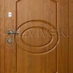 Двері вхідні ТМ «Lvivski» модель LV-111.