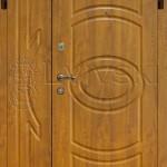 Двері вхідні ТМ «Lvivski» модель LV-111 (1200).