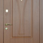 Двері вхідні ТМ «Lvivski» модель LV-132.