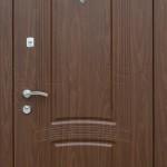 Двері вхідні ТМ «Lvivski» модель LV-208.