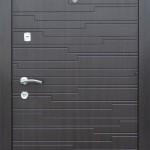 Двері вхідні ТМ «Lvivski» модель LV-217.