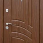 Двері вхідні ТМ «Lvivski» модель LV-250.